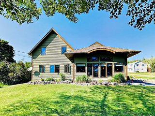 New Listing! Spacious Country Home w/ Water Views