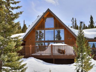 Lodge at Boreas Pass