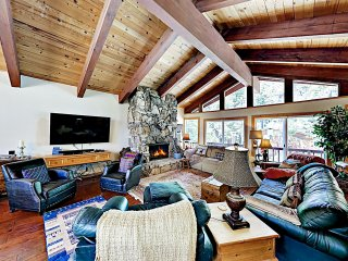 New Listing! Large Home Near Northstar Ski Resort