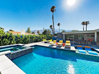 New Listing! Chic Desert Oasis w/ Private Pool