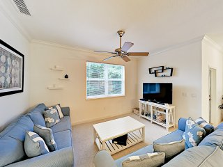 New Listing! Townhome w/ Pools & Balcony, By Beach