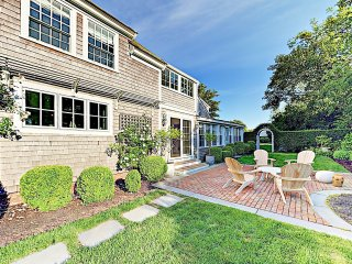 New Listing! Luxe Half-Acre Estate, Steps to Beach