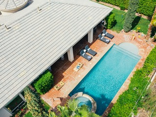 *PRIVATE OASIS* w/ Pool & Outdoor Dining! | Sleeps 12 ❤