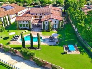 *LAVISH* Spanish Style Estate on PGA West Golf Course ❤