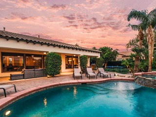 *LUX* 6 BR Indio Escape | Villa w/ Pool & Outdoor Lounge! ❤