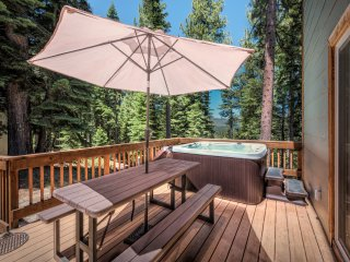New Listing! Wooded Oasis w/ Hot Tub & 5 Decks