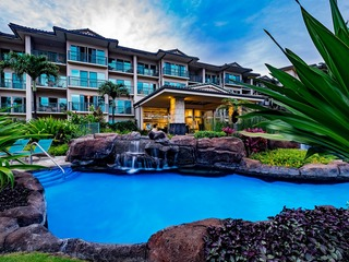 Waipouli Beach Resort A-303