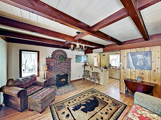 New Listing! Alpine Bungalow w/ Private Hot Tub