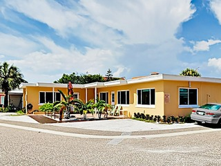 New Listing! 3 Master Suites- 1 Block to Beach!