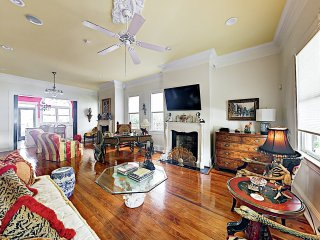 New Listing! Hip Retreat: 1 Mile to Forsyth Park