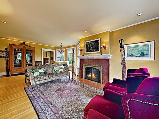 New Listing! Historic Home w/ Skyline Views