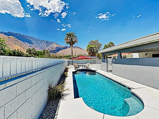 New Listing! Dreamy Desert Retreat w/ Huge Hot Tub