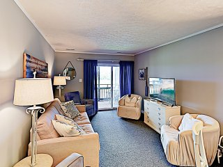 New Listing! Mariner's Cove Condo by the Beach