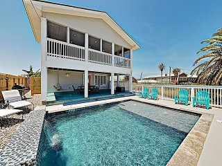 "New Listing! ""Sebo Seaside"" w/ Pool Oasis & Deck"
