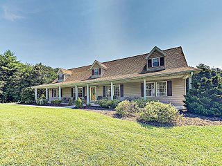 New Listing! Private Country Home on 20+ Acres