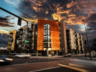 Executive Apartment | Arts District | King Bed | Sleeps 6 ➔ I1