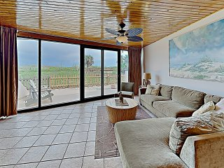 New Listing! Updated Beachfront Getaway w/ 3 Pools