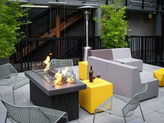 New Listing! Chic Capitol Hill Condo w/ Courtyards