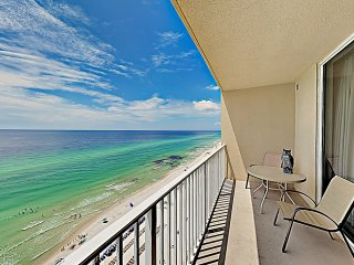New Listing! Gulf-Front Condo w/ Epic Views, Pools