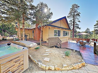 New Listing! All-Suite Forest Retreat w/ Hot Tub