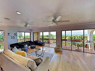 New Listing! Beachfront Gem w/ Wraparound Balcony