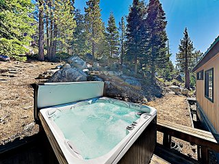 New Listing! Heavenly Retreat w/ Private Hot Tub