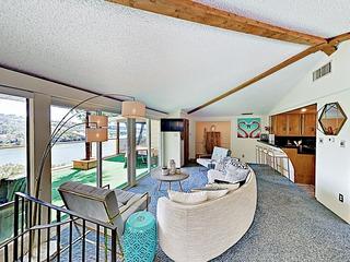 New Listing! Mid-Century Modern Lake House w/ Pool
