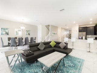 Gorgeous 8-Bed ChampionsGate Resort Home-1528FD