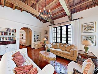 New Listing! Enchanting Spanish-Style Villa