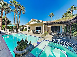 New Listing! Mediterranean Oasis w/ Pool & Spa