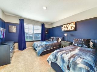 Themed Star Wars Bedroom, Pool, Spa, Game Room!