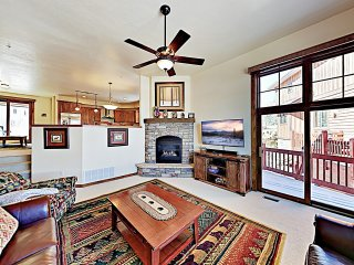 New Listing! Stylish Townhome w/ Private Hot Tub