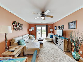 New Listing! Coastal Condo w/ Pool- Walk to Beach