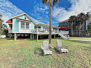 New Listing! Oceanfront Home w/ Direct Beach Access- Near Cente