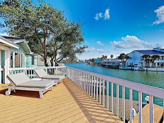 New Listing! Key Allegro Waterfront Home w/ Pool