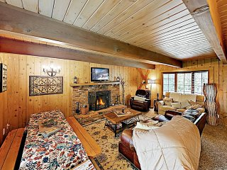 New Listing! Cozy Storybook Cabin w/ Private Deck