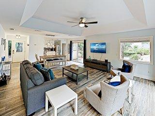 "New Listing! ""Indigo Cottage"" Near Golf & Beach"
