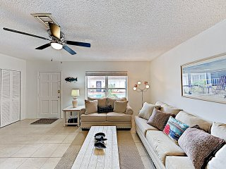 New Listing! Coastal Apartment w/ Pool & Patio