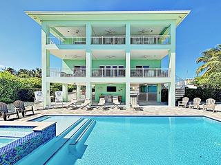 Modern Coco Plum Estate w/ Pool, Hot Tub & Dock!
