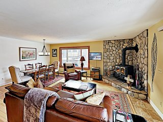 New Listing! Mountain-View Getaway: Stroll to Town