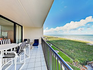 New Listing! Resort Condo w/ Gulf-Front Balcony