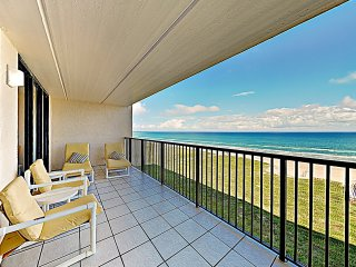 New Listing! All-Suite Gulf-Front Perch w/ Pools