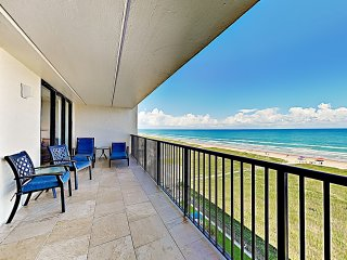New Listing! Beachfront Paradise w/ Pools & Gym