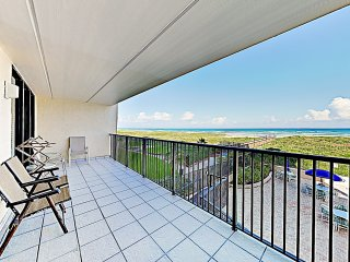 New Listing! Gulf-View Getaway w/ Private Balcony