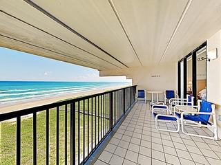 New Listing! Beachfront Haven: Indoor/Outdoor Pools
