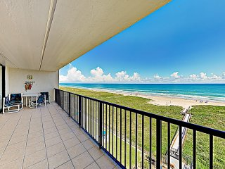 New Listing! Gulf-View Beauty w/ Pools, Gym, Sauna