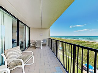 New Listing! Gulf-View Haven w/ Private Balcony