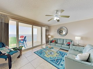 New Listing! 2-Unit Penthouse w/ Amazing Gulf View