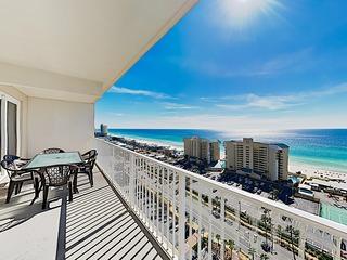 Gulf-View Condo w/ 5 Pools & Private Beach Access