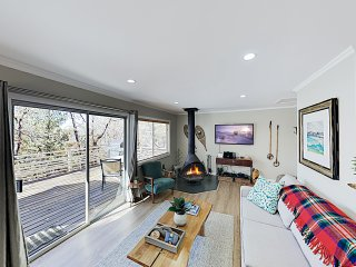 New Listing! Charming Ski Cabin w/ Large Deck